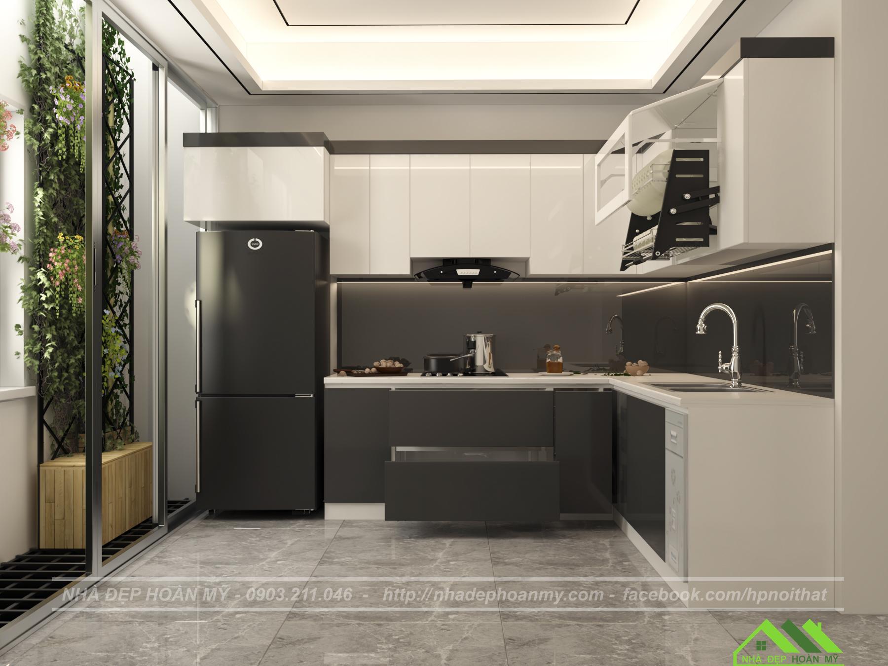 Phòng bếp NĐHM-PB-17