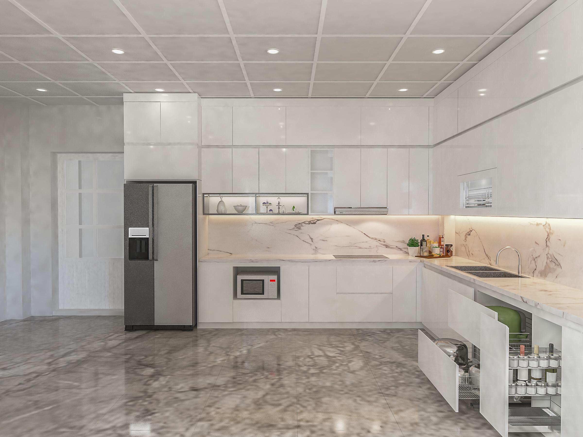 Phòng bếp NĐHM-PB-40