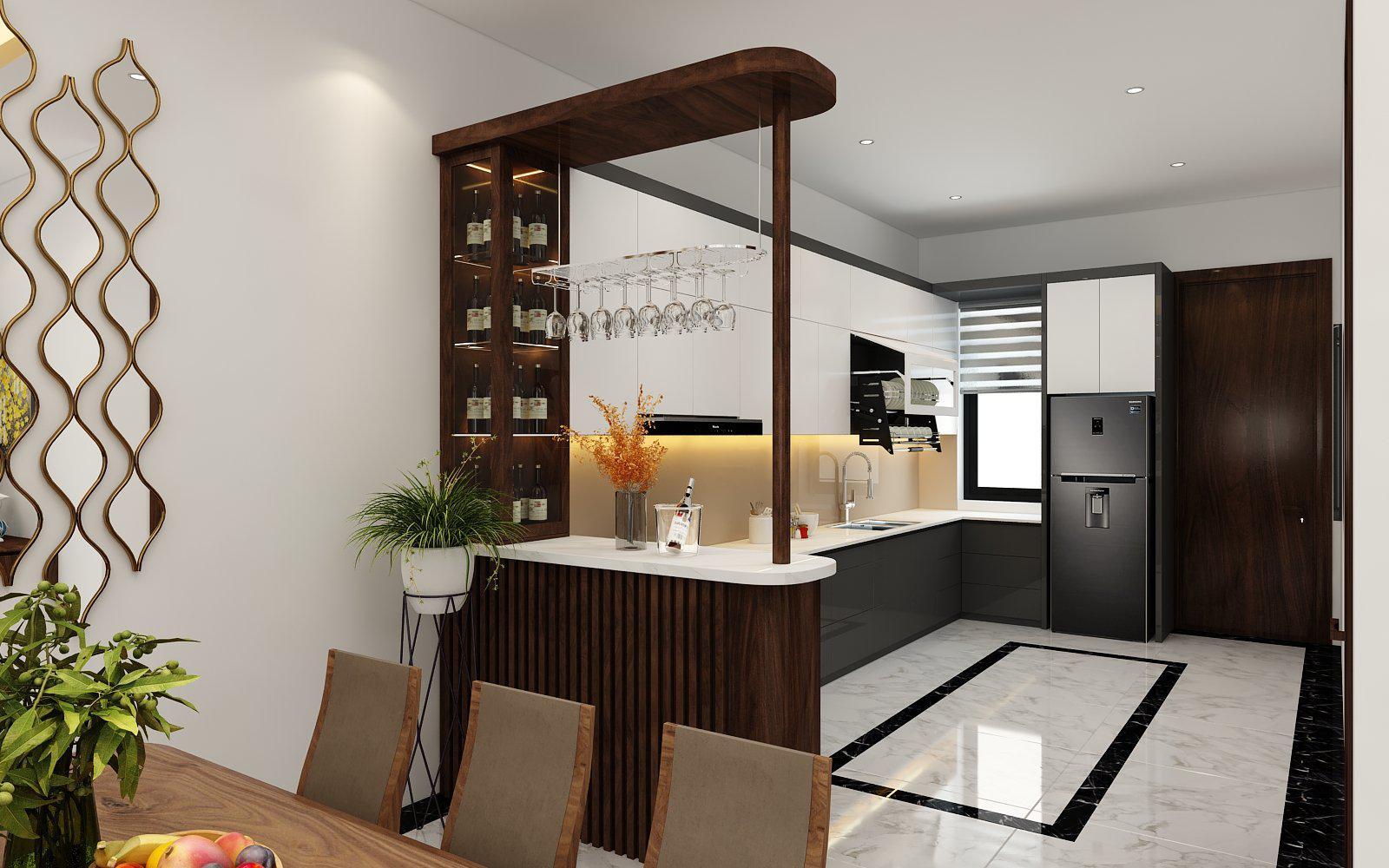 Phòng bếp NĐHM-PB-56