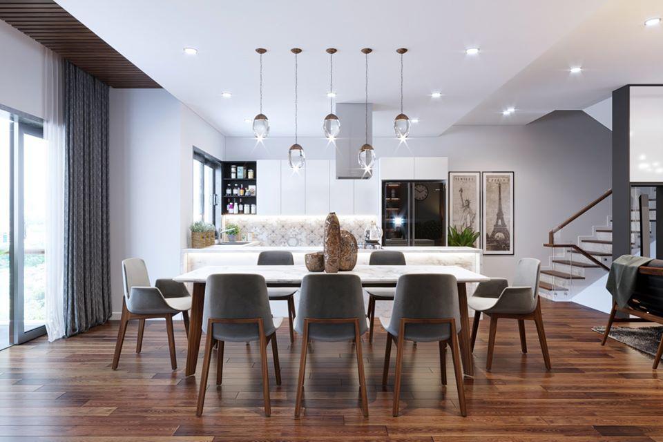 5 bí quyết thiết kế nội thất chung cư giúp không gian rộng hơn