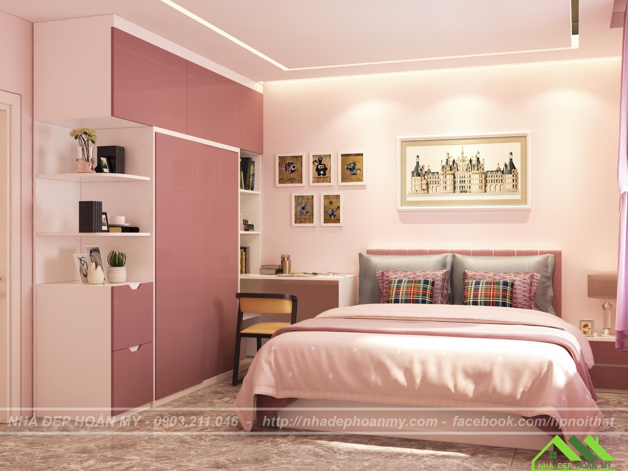 Phân loại phòng ngủ – giường ngủ tiêu chuẩn