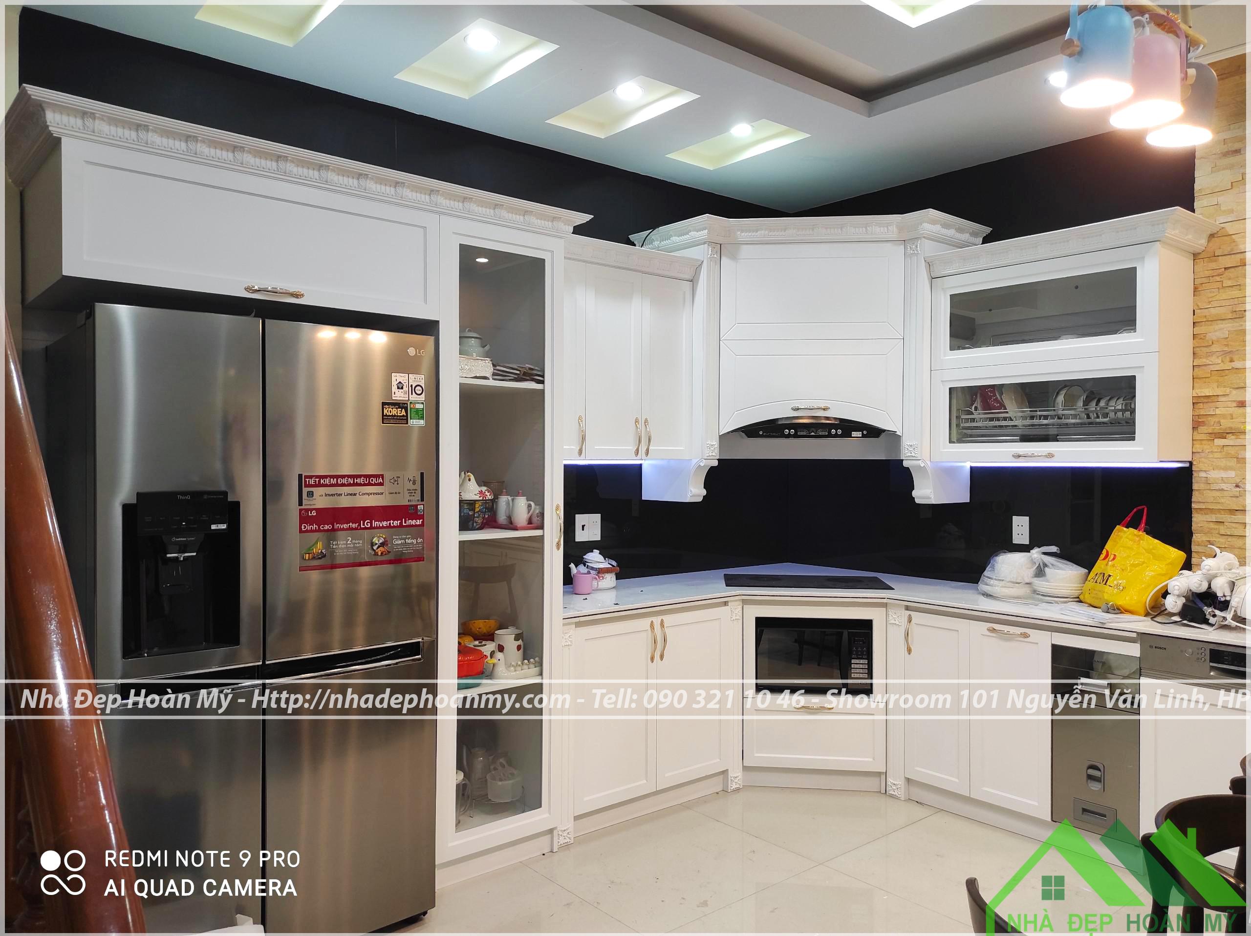 Tìm hiểu về vật liệu thi công nội thất và tủ bếp