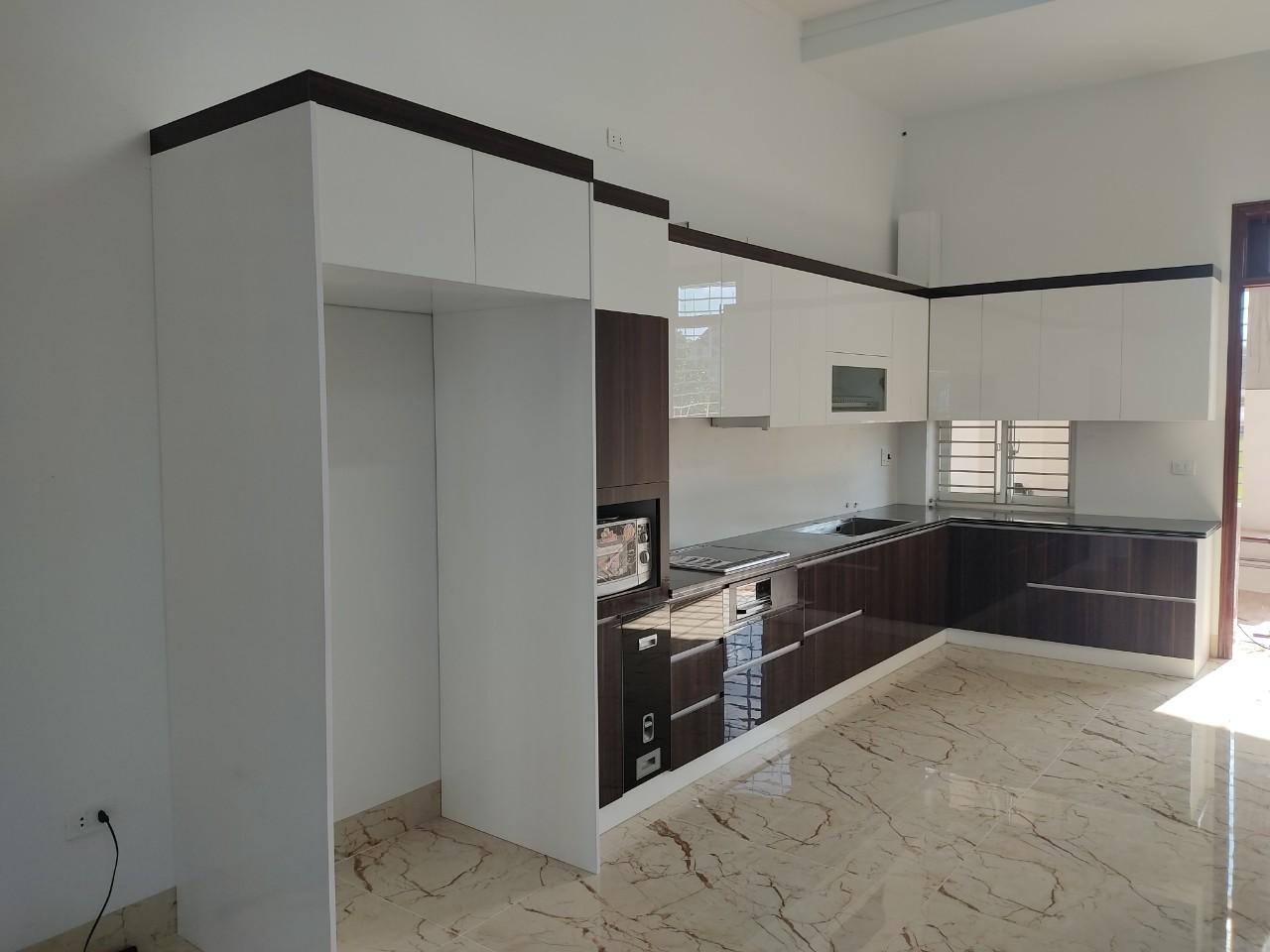 Tủ bếp nhà đep hoàn mỹ