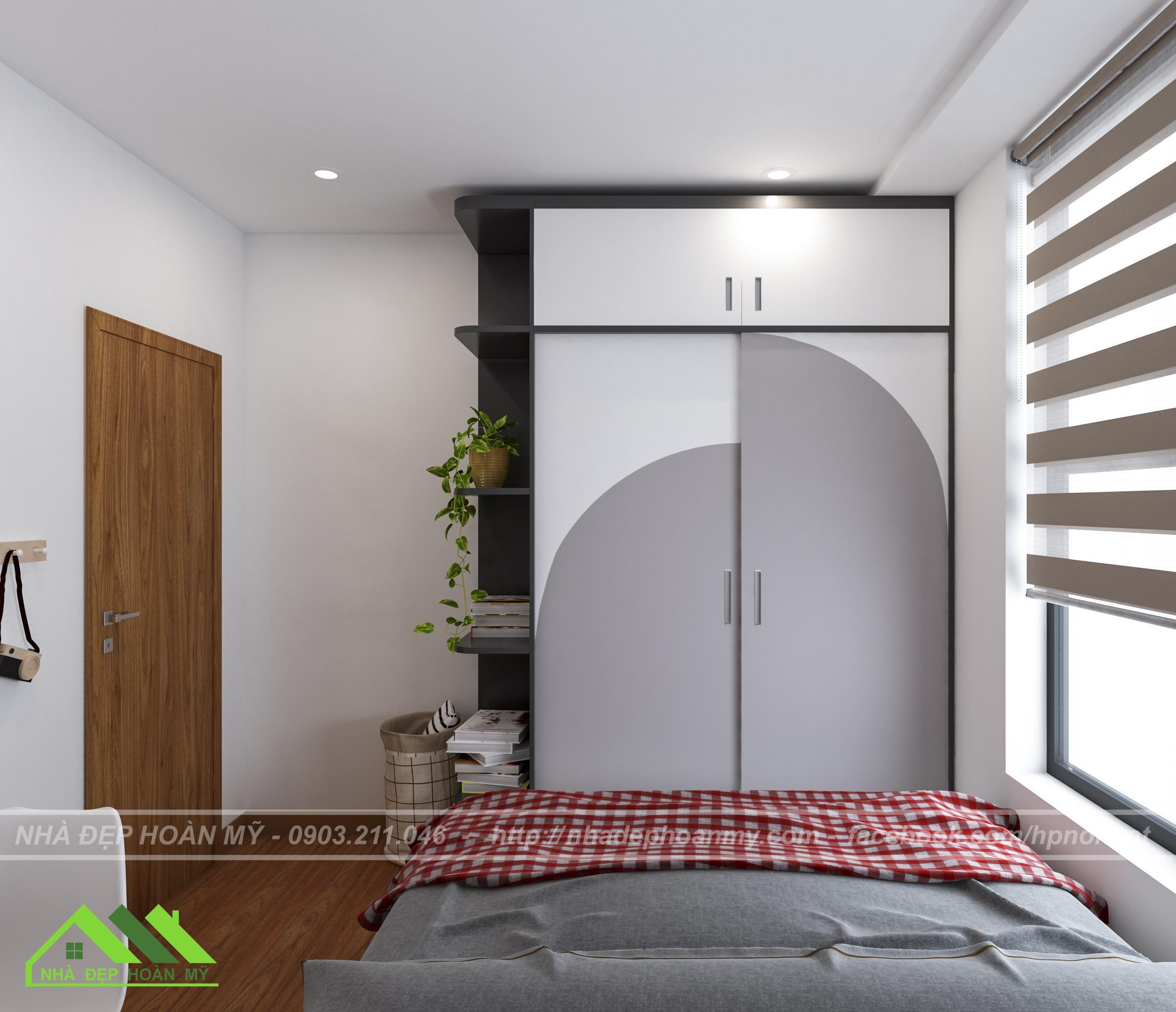 Phòng ngủ nhà đẹp hoàn mỹ